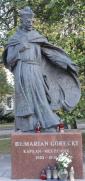 bł. MARIAN GÓRECKI: SAMP, Wawrzyniec (ur. 1939), pomnik, Gdańsk Nowy Port; źródło: www.zdiz.gda.pl
